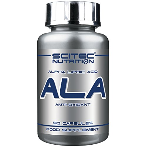 Scitec Ala Ácido Alfa Lipoico - 50 gr