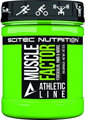 Scitec Athletic Line Muscle Factor 150 caps