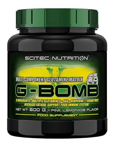 SCITEC G-Bomb 2.0 Pink Lemonade - 1 Envase
