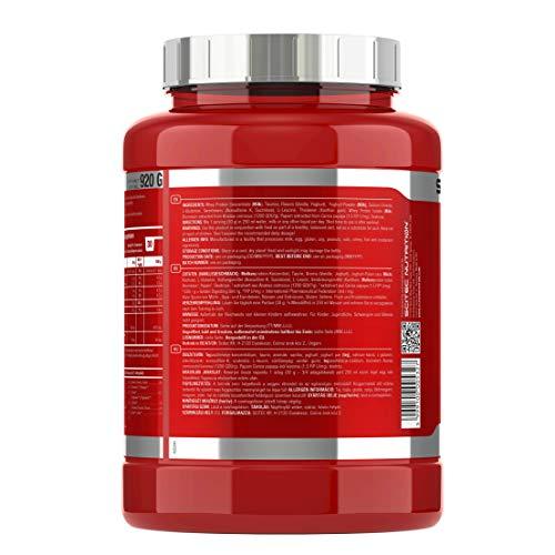 Scitec Nutrition 100% Whey Protein Professional Proteína Vainilla - 920 g