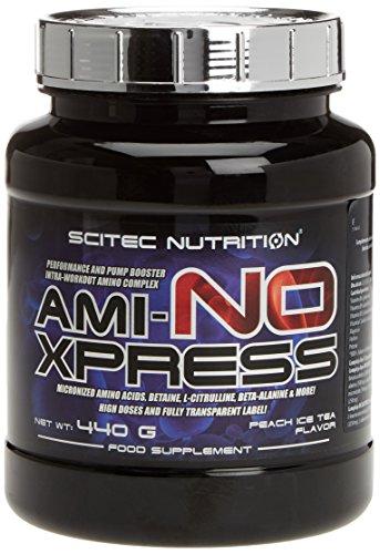 Scitec Nutrition Ami-NO Xpress, Té al Melocotón - 440 g