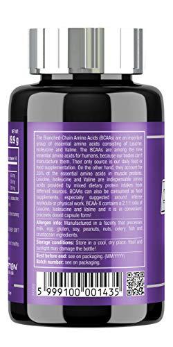 Scitec Nutrition BCAA-X Aminoácidos - 120 Cápsulas