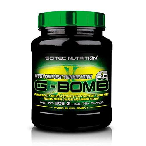 SCITEC Nutrition G-Bomb 2.0 - 500 gr Pink Lemonade