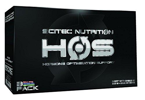 Scitec Nutrition - H.O.S. Trio Pack, Programa para 25 días