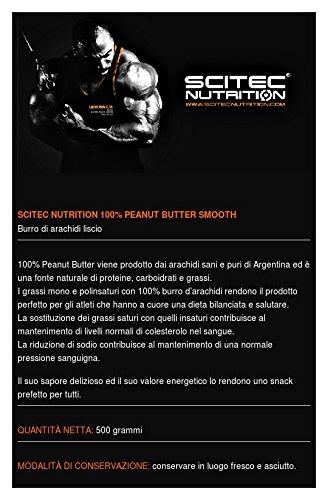 Scitec Nutrition Peanut Butter 500g