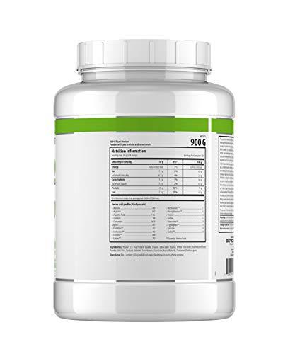 Scitec Nutrition Plant Protien Chocolate Praline - 900 gr