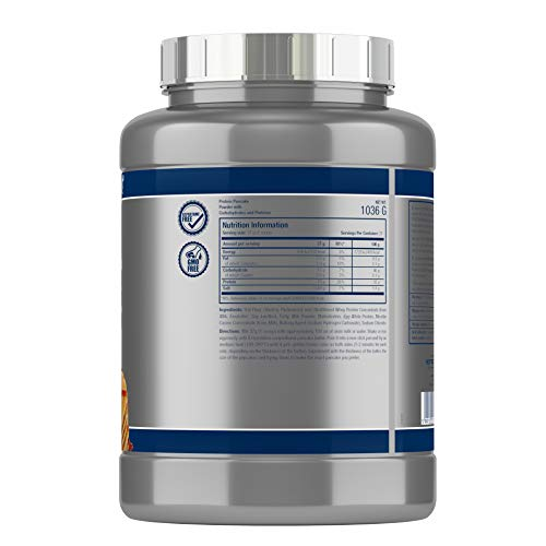 Scitec Nutrition Protein Pancake Comida Funcional, sin Sabor - 1036 g