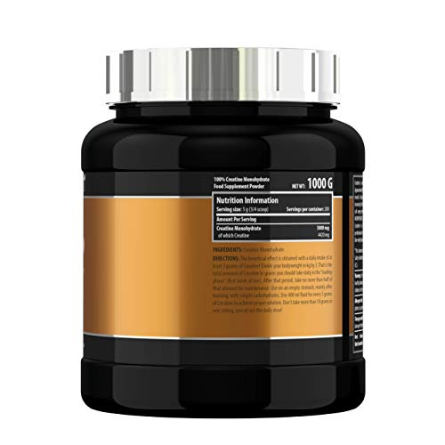 Scitec Nutrition Suplemento Dietético de Creatina - 1000 gr