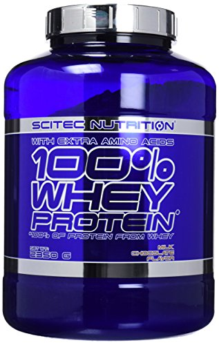 Scitec Nutrition Whey Protein Proteína Chocolate con Leche - 2350 g