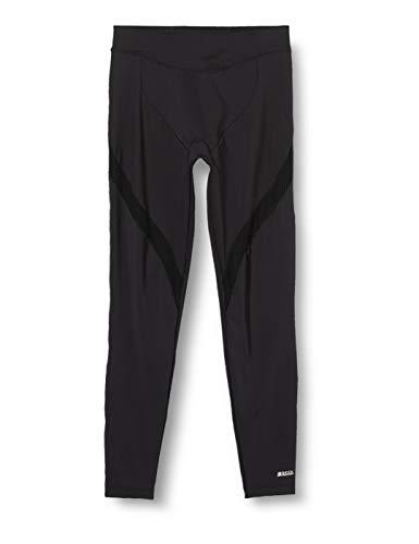 Shock Absorber Active Legging Mallas de Entrenamiento, Negro, XL para Mujer