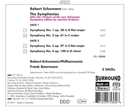 Sinfonias Completas (F.Beermann)