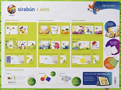 Sirabun- 3 Años - 9788414002605