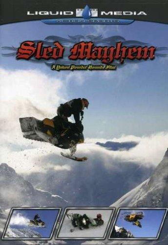 Sled Mayhem [Reino Unido] [DVD]