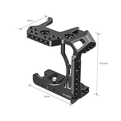 SMALLRIG Media Jaula Half Cage para Sony A7 III / A7R III / A7R IV - CCS2629
