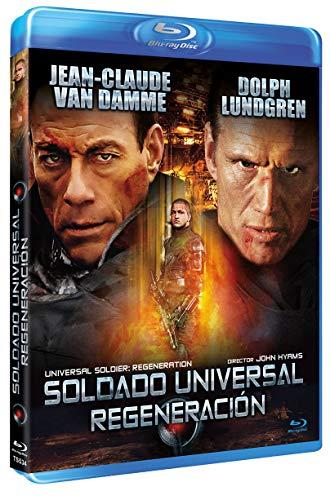Soldado Universal: Regeneración BLU RAY 2009 Universal Soldier: Regeneration (Universal Soldier 3) [Blu-ray]