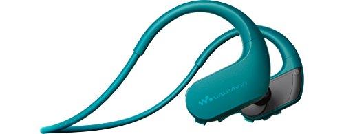 Sony NW-WS414 Reproductor de MP3 todo-en-uno impermeable, 8 GB - Negro