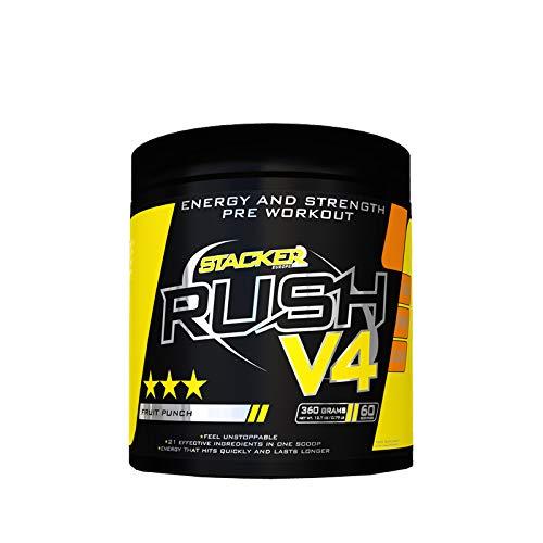 Stacker2 Rush V4 (30 Serv) 1 Unidad 180 g