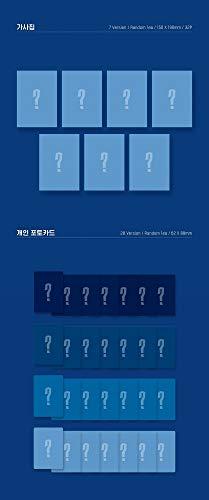 Starship Entertainment Monsta X – Suivez – Vous trouverez [aléatoire] Album + Avantage pré-Commande + Poster + Cartes Photos supplémentaires