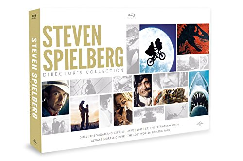 Steven Spielberg Collection (8 Blu-Ray) [Italia] [Blu-ray]