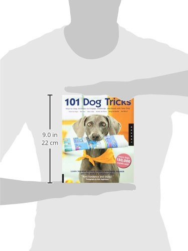 Sundance, K: 101 Dog Tricks: Step-by-step Activities to Engage, Challenge, and Bond with Your Dog (Dog Tricks and Training)