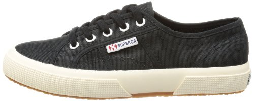 Superga 2750 COTU Classic, Zapatillas Unisex Adulto, Black 996, 40 EU