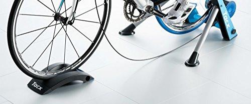 Tacx - Soporte rueda delantera bicicleta, Unisex-Adult, Negro, Talla única