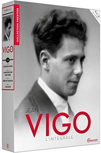 The Complete Jean Vigo - 4-Disc Boxset ( À propos de Nice / Taris, roi de l'eau / Zéro de conduite / Le Chaland qui passe ) ( Nizza / Jean T [ Origen Francés, Ningun Idioma Espanol ] (Blu-Ray)