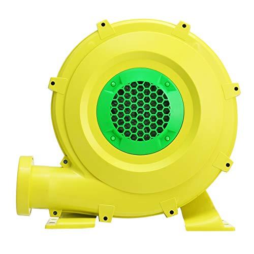 Turbina Inflador, soplador de Castillos hinchables,Motor eléctrico para inflables acuáticos, toboganes, Water Ball, Bumper Ball, zorb Ball, Kayak, Barca Hinchable … (A - Turbina 330W)