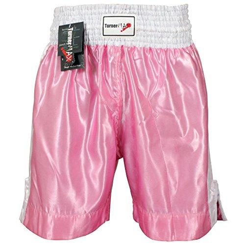 TurnerMAX Boxeo Shorts Pink Medio