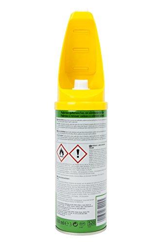Turtle Wax TW51987 Green Line Espuma para Interior con Cepillo, Protector de Salpicaderos ,Amarillo, 400 ml