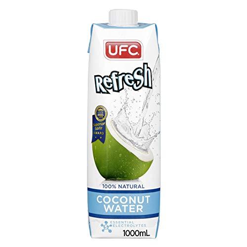 UFC 11468 Agua de Coco, Paquete de 6 (6x1000ml)