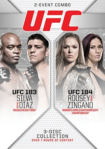 UFC 183/184 by Anderson Silva