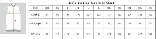 Uglyfrog de Carretera Bicicletas Chaleco de Equitación Traje de Ciclismo de Montaña Chaleco sin Mangas Ropa + Pantalones Cortos España TGQX02