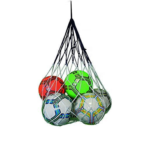 Uhlsport 100121201 - Red para 12 pelotas, color negro