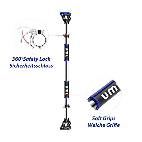 UMI Essentials - Barra de dominadas ajustable