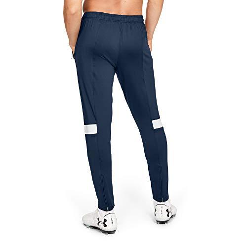 Under Armour Challenger III Training Pant, pantalones de chándal para hombre, pantalones largos muy ligeros hombre, Azul (Academy/Halo Gray/Halo Gray (408)), L