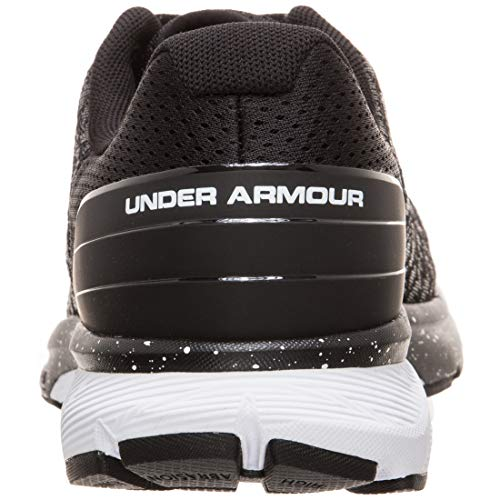 Under Armour Charged Escape 2 3020333-00, Zapatillas de Entrenamiento para Hombre, Negro (Black 3020333/002), 41 EU