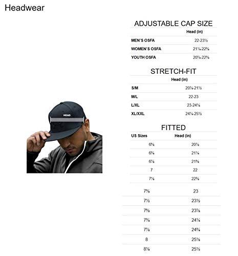 Under Armour Men's Blitzing 3.0 Cap, Gorra Hombre, negro (Black/Black/Black(001)), M/L