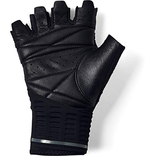 Under Armour Men's Weightlifting Glove Guantes Deportivos, Hombre, Negro, MD