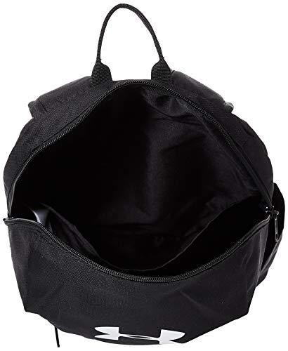 Under Armour Patterson Backpack Mochila, Unisex, Negro, OSFA