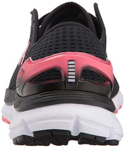 Under Armour Running UA Speedform Intake 2, Zapatillas para Correr de Diferentes Deportes para Mujer, Blk/STL/Sus, 365 EU
