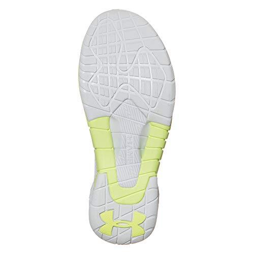 Under Armour Speedform Amp, Zapatillas de Deporte para Mujer, Blanco (Weiß Weiß), 40 EU