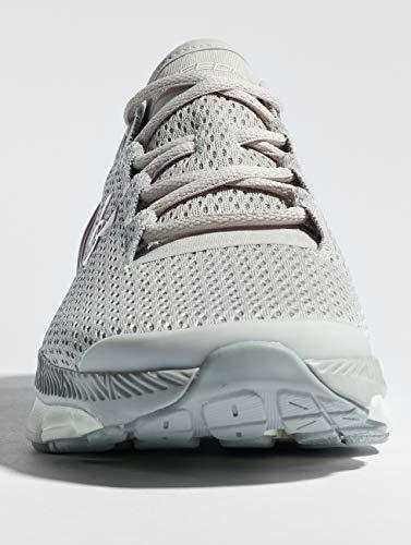 Under Armour Speedform Intake 2, Zapatillas de Running para Mujer, Gris (Ghost Gray/Tin/Flushed Pink), 35.5 EU