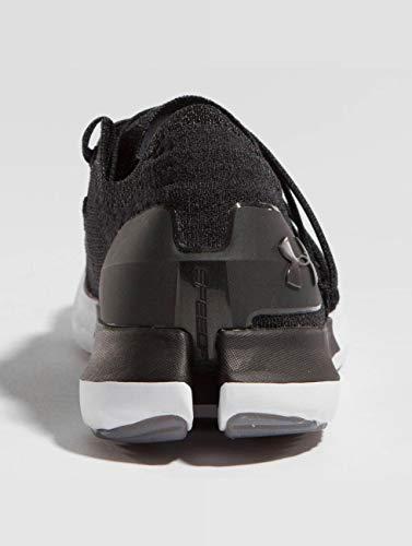 Under Armour Speedform Slingshot 2 30000, Zapatillas de Running para Hombre, Negro (Black 3000007-001), 44 EU