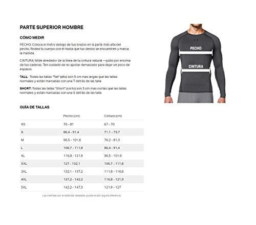 Under Armour Sportstyle Camiseta sin mangas con logotipo, ropa deportiva para hombres hecha de tejido ultrasuave, ancha camiseta de tirantes, Black/Black/Black (001), LG