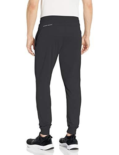 Under Armour Sportstyle Jogger Pantalones, Hombre, Negro, S