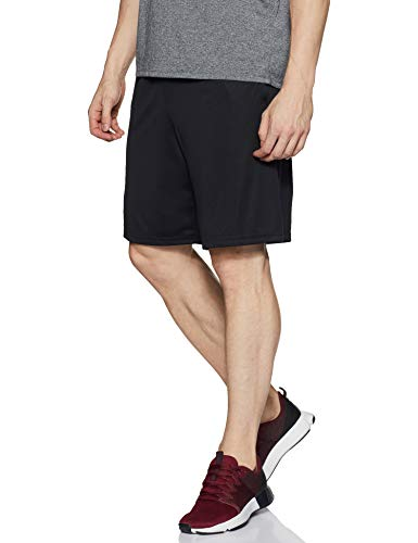 Under Armour Tech Graphic Short Pantalón Corto, Hombre, Negro (Black/Graphite 001), M