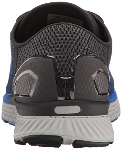 Under Armour UA Charged Bandit 3, Zapatillas de Running para Hombre, Multicolor (Ultra Blue/Black/Ultra Blue), 44 EU