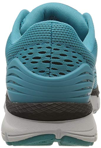 Under Armour UA Charged Intake 4, Zapatillas de Running para Hombre, Verde (Escape/Halo Gray/Black), 41 EU