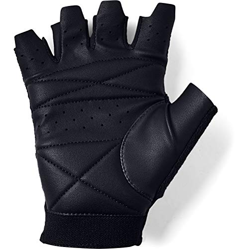 Under Armour UA Men's Training Glove Hombre, Guantes sin Dedos, Negro (Black/Pitch Gray 001), L